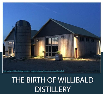 The Birth of Willibald Distillery