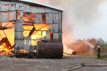 Fire Safety in Farm Building Design