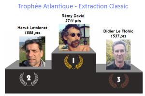 Trophée Atlantique - Extracion Classic - Classe A