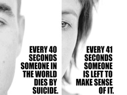 "Suicide Awareness Month - ""Survivor's Guilt"""