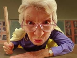 Old Granny Herwer