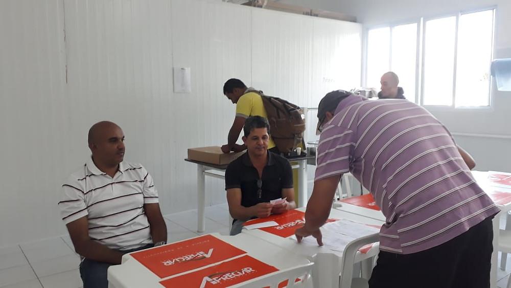 Minas Alimentos: trabalhadores elegem nova comissão de CIPA