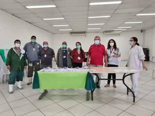 CIPA é realizada na JBS S/A Anhanguera