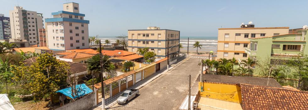 Vista da sacada 2 (sentido litoral)