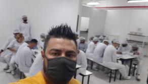 STILASP visita trabalhadores da empresa Menegon