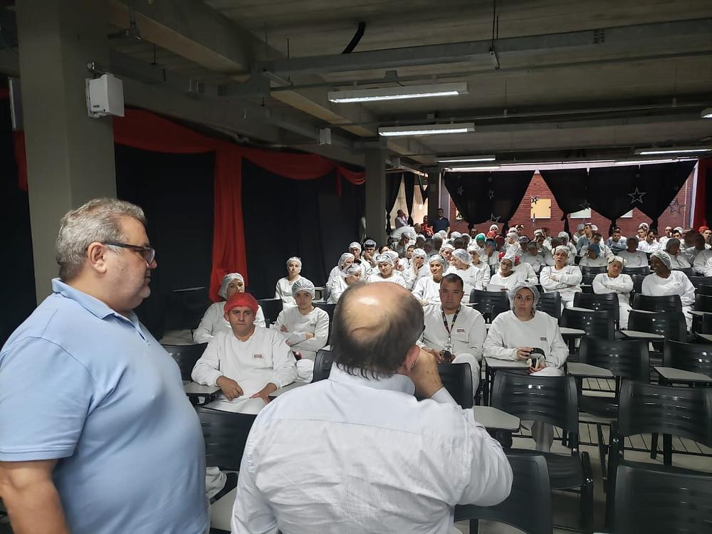 Hershey's do Brasil: assembleia é realizada!