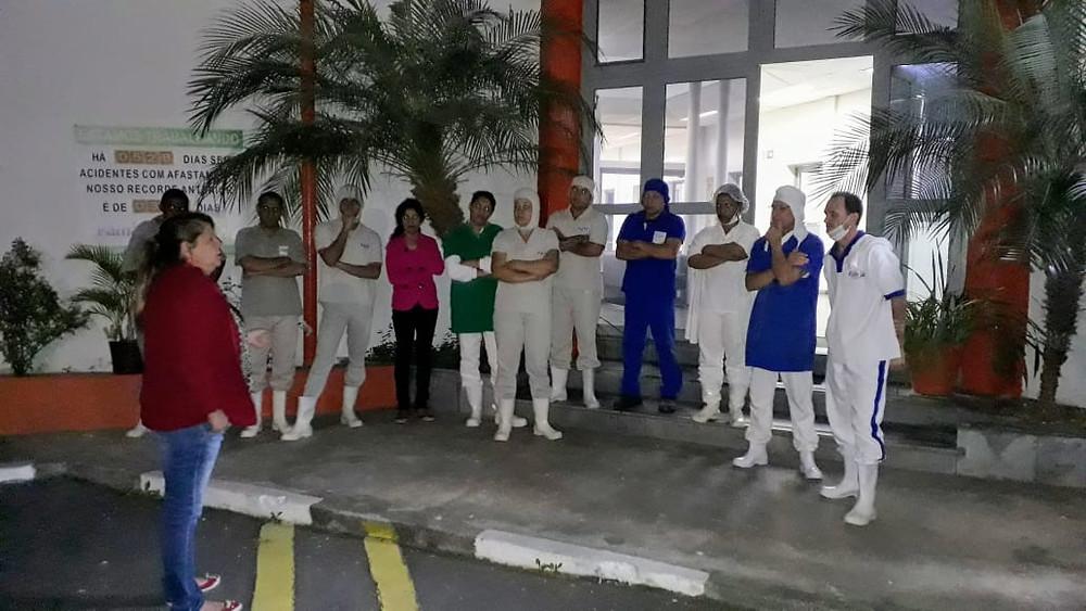Fama Ovos: Assembleia de Campanha Salarial