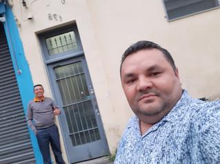 Dirigentes visitam empresa Sérgio Sorvetes