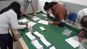 Eleição da CIPA é realizada na Gadkin Alimentos