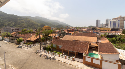 Vista da sacada 1 (sentido cidade)