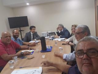 Reunião com o setor do Sal no STILASP