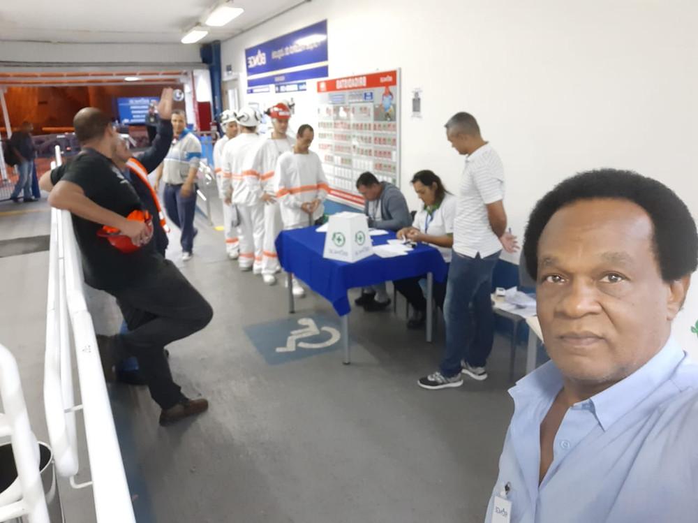 Trabalhadores elegem nova comissão de CIPA na Bunge