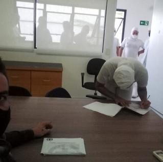 Eleição da CIPA é realizada na Vilheto