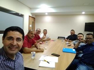 Diretores se reúnem para realizar fusão de setores