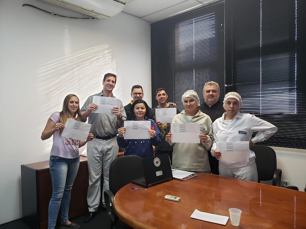 Kerry do Brasil: reunião com a comissão de PLR