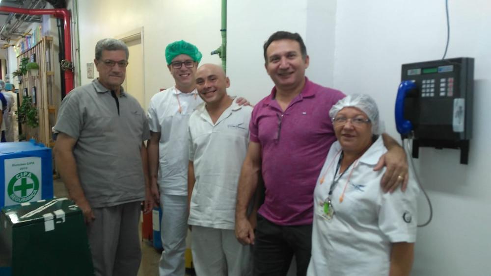 Adria tem nova comissão de CIPA eleita pelos trabalhadores