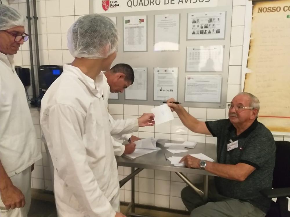 Mix tem nova comissão de CIPA eleita pelos trabalhadores