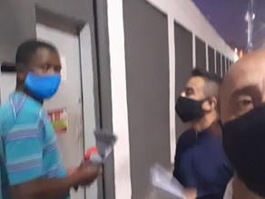Dirigentes visitam Frigorífico Vilheto