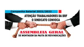 BRF | Assembleia geral