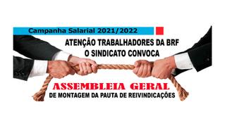BRF   Assembleia geral