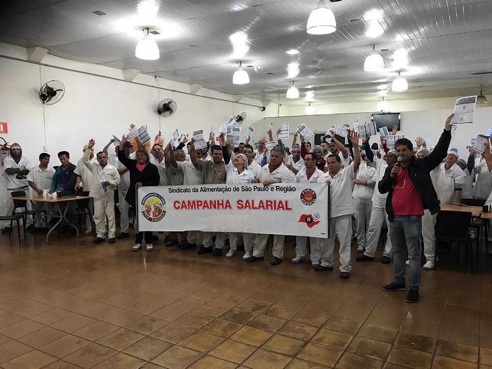 Santa Fé: trabalhadores aprovam postura do sindicato no fechamento do acordo coletivo