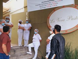Assembleia é realizada na La Vera Pasta