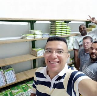 Dirigentes visitam Grão Kamut