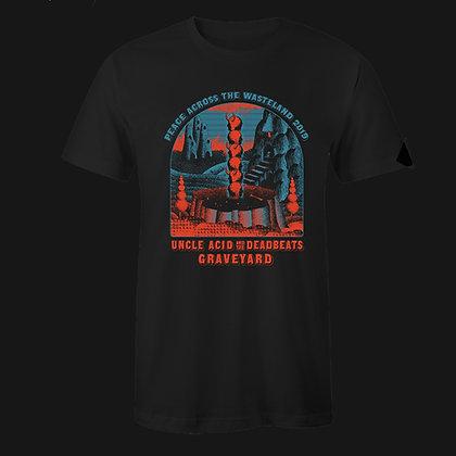 UA / Graveyard US Tour T-Shirt