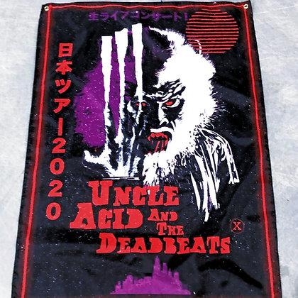Werewolf Japan Flag