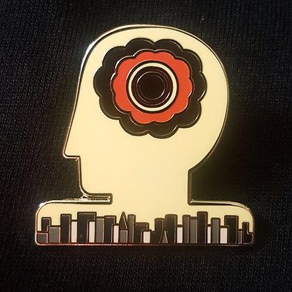 Wasteland pin