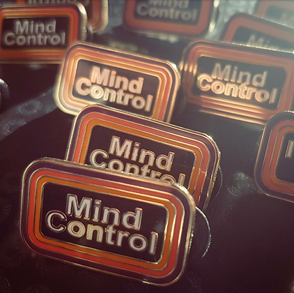Mind Control Pin