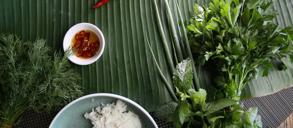 7 essential ingredients to buy from a market to stock your Thai kitchen