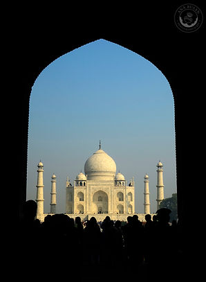 Viajes a India, Taj Mahal, Agra