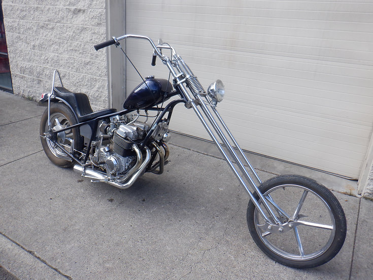 1977 Honda Custom  CB750 Chopper