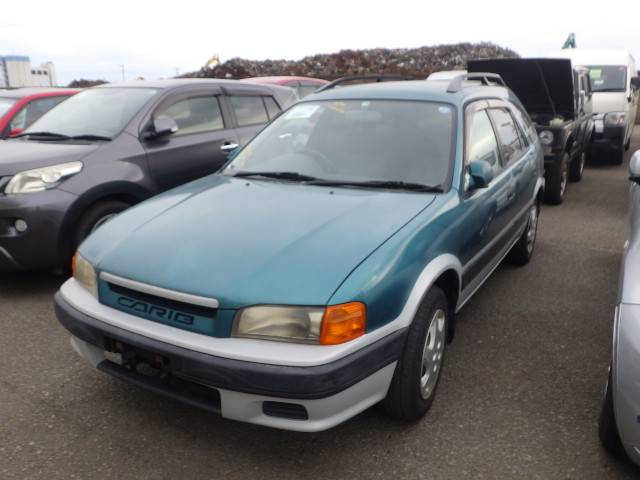 1995 Toyota Corolla Wagon All Wheel Drive- Factory RHD - 98K original miles!