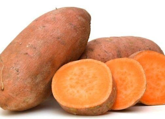 Potato: Sweet Orange (Batata Dushi)