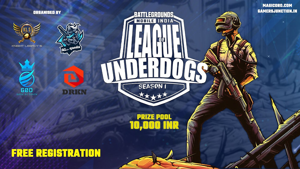 LOUD - League of UnderDogs