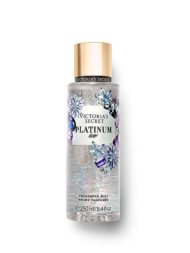 Victoria's Secret Winter Dazzle Fragrance Mist (250 ml) - Platinum Ice