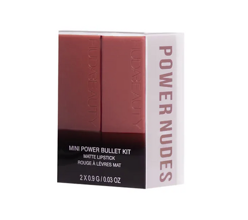 Huda Beauty Mini Power Bullet Kit - Power Nudes