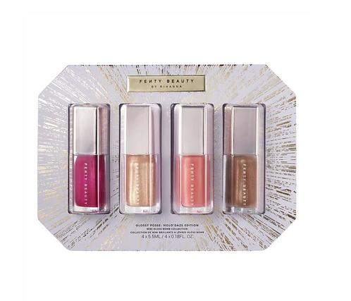 Fenty Beauty Glossy Posse: Holo'daze Edition Mini Gloss Bomb Collection