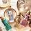 Thumbnail: Victoria's Secret Fragrance Mist (250 ml) - Diamond Petals + FREE DKNY POUCH