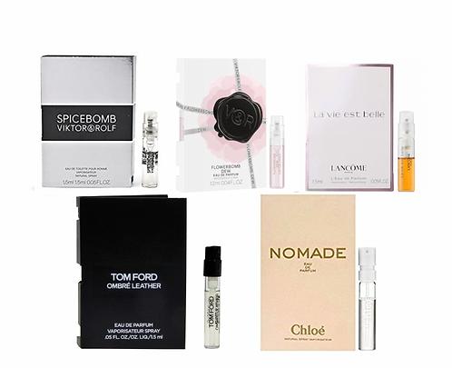 Perfume Sampler Set (7 ml)