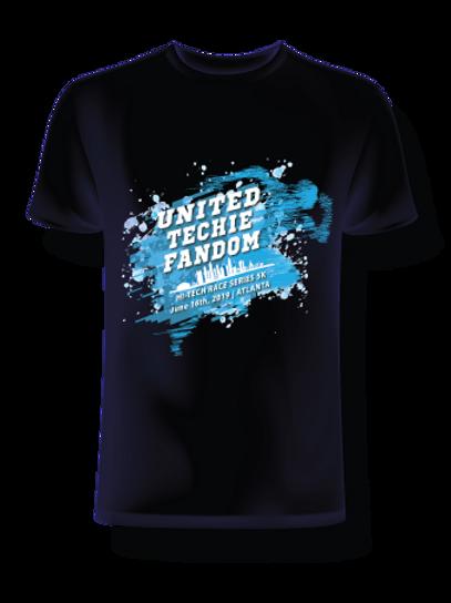Official 2019 Hi-Tech Race Series T-shirt