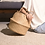 Thumbnail: Handmade Woven Storage Basket Folding Clthoes Laundry Basket Straw Wicker Ratta