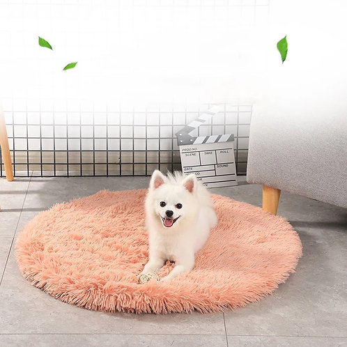 Square Dog Bed House Dog Cat Mat Winter Warm Sleeping Dogs Puppy Nest Soft Long