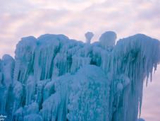 Ice Castles Manitoba