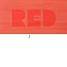 """One Way Out - """"Red"""" - Single"""
