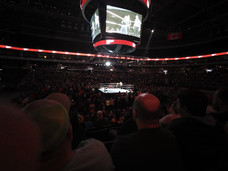 WWE Live! at Bell MTS Place