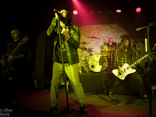 "Pop Evil - Live Performance of ""Waking Lions"" In Winnipeg"