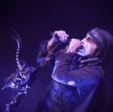 Cryptoriana World Tour: Cradle of Filth, Wednesday 13, and Raven Black